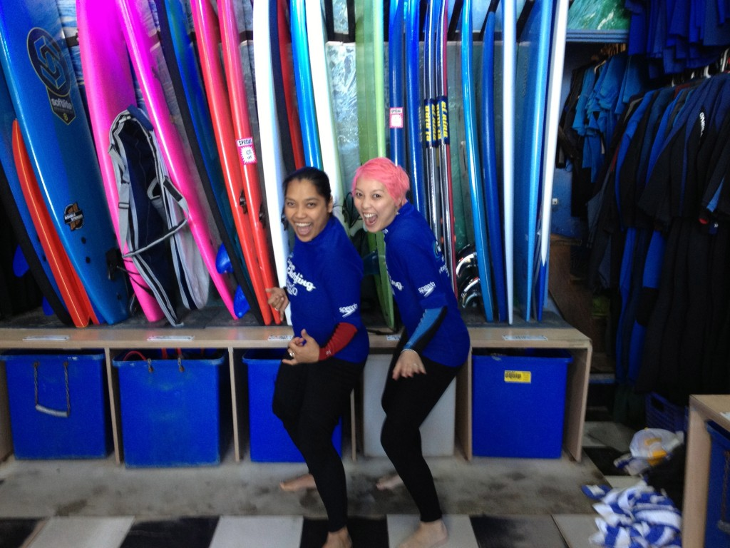 Lets Go Surfing Bondi Priceless 2