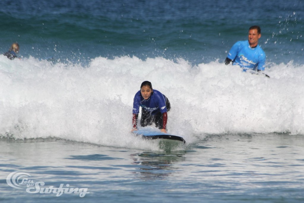 Let's Go Surfing Bondi Priceless 3