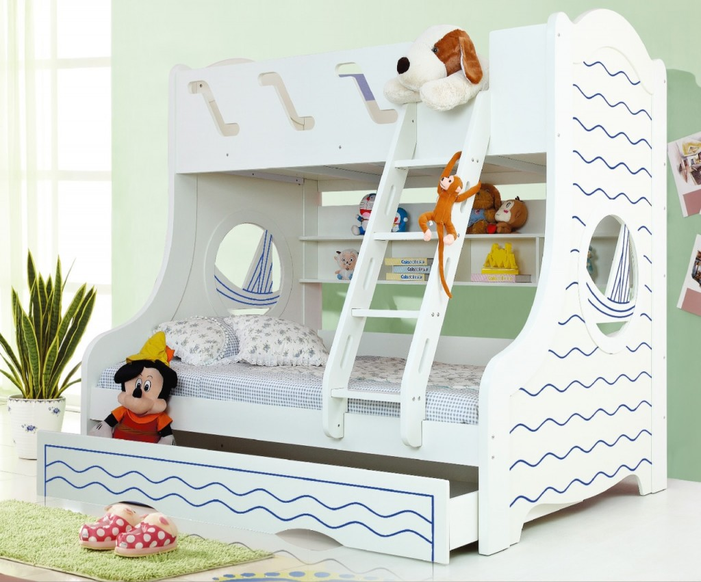 Beds Online Seaside Bunk