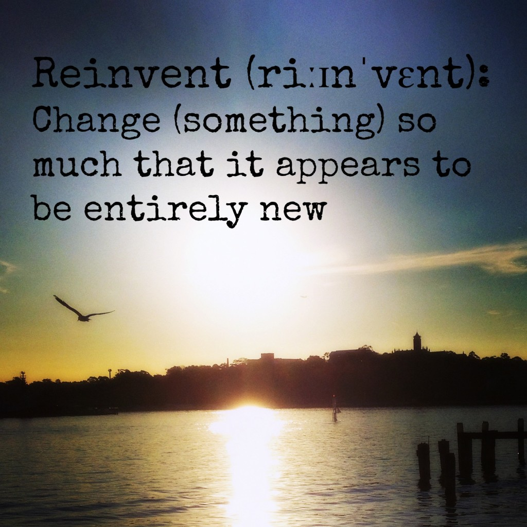 Power of Reinvention