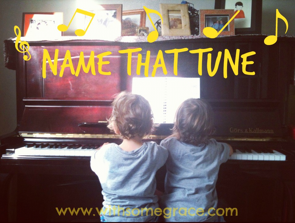 Name That Tune: The Name That Tune Edition