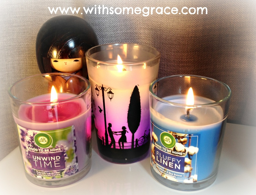 Air wick candles deals