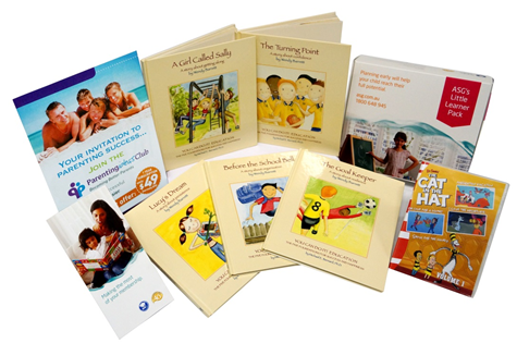 ASGs Little Learner Pack-3